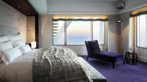 Hotel arts suite bedroom