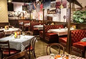 New York Marriott Downtown Bills Bar & Grill