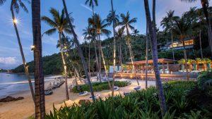 Resort Koh Samui beach views