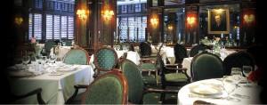 The Driskill Hotel dining