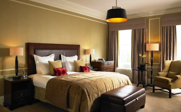 The Gleneagles Hotel deluxe rooms