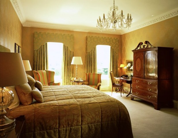 The Gleneagles Hotel guest rooms