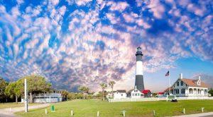 Tybee island Georgia lighthouse