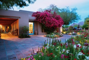 Hermosa Inn Entrance