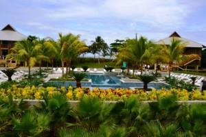 indura Resort Pool Area