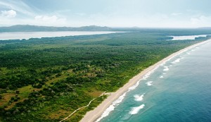 Indura Resort aerial