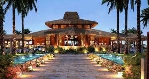 Indura Resort entrance