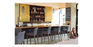 Bardessono Hotel Lucy restaurant