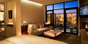 Bardessono Hotel guest room