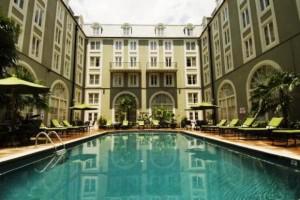 Bourbon Orleans Hotel Pool