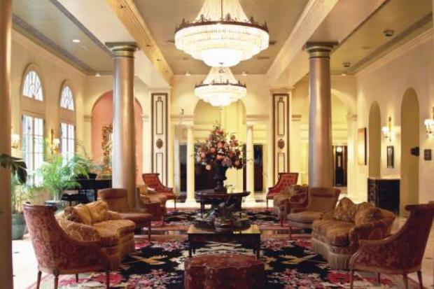 the bourbon orleans hotel in new orleans etraveltrips. Black Bedroom Furniture Sets. Home Design Ideas