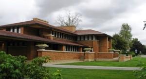 Franklin Lloyd Wright Darwin Martin House
