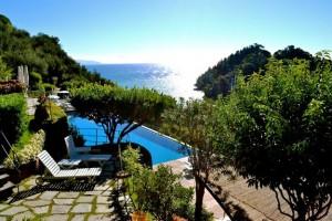 Hotel Splendido pool view