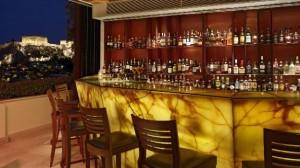 Hotel grande bretagne athens Garden Restaurant and Bar Night Bar Athens