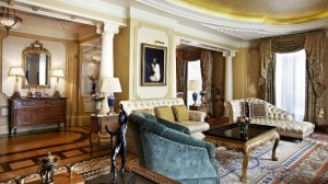 Hotel grande bretagne athens presidential suite living room