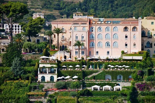 Palazzo Avino Ravello Italy
