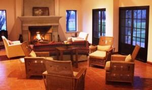 Posada Salentein lounge