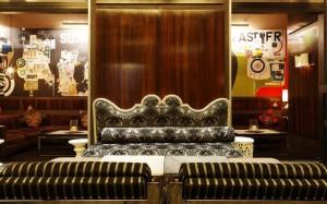 Sixty Soho Hotel lobby