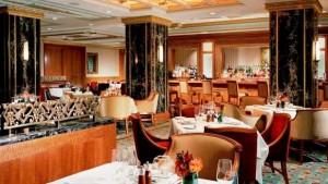Waldorf Astoria dining