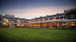 White Elephant Hotel patio