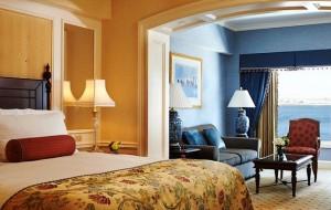 Boston Harbor Hotel Harbor Deluxe