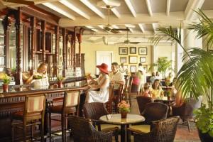 Hotel del Coronado Bar lounge