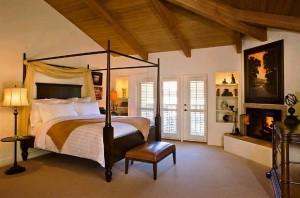 La Casa Del Zorro guestroom