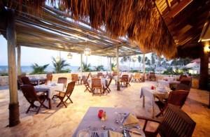 Majestic Elegance Punta Cana patio dining