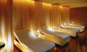 Mandarin Oriental, Washington D.C. Spa rooms
