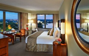 Mandarin Oriental, Washington D.C. guest room