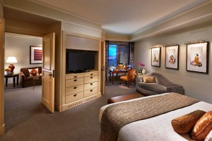 Mandarin Oriental, Washington D.C. guest suite