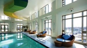 Mandarin Oriental, Washington D.C. indoor pool