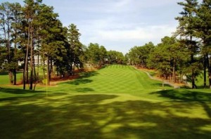 Pine Needles Lodge & Golf Club golf course
