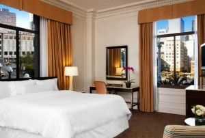 The Westin St Francis guest rooms