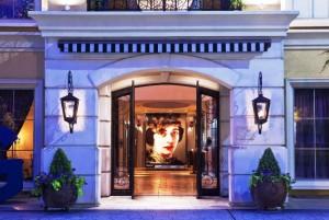 Hotel ZaZa, Dallas entrance