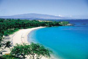 Kauna'oa Bay, Kohala Coast, Hawaii top 10 beaches