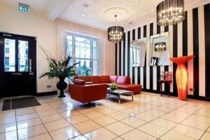 London Premier Notting Hill lobby