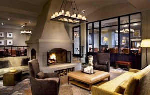 Park Hyatt Beaver Creek Resort & Spa lounge