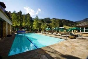 Park Hyatt Beaver Creek Resort & Spa outdoor pool