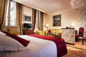 The Hotel Nazionale guestroom