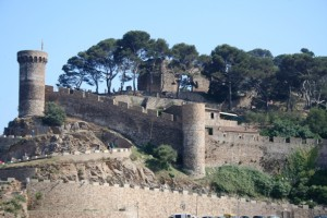 Tossa de Mar Castillo