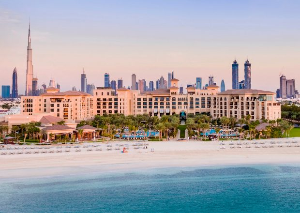Dubai beaches and hotels