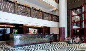 Gansevoort Park Avenue lobby