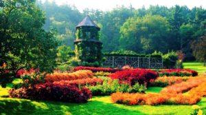 Mohonk Mountain House gardens