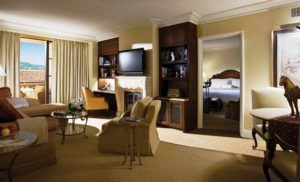 Montage Beverly Hills suite