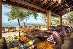 Santhiya Koh Yao Yai Resort & Spa lounge