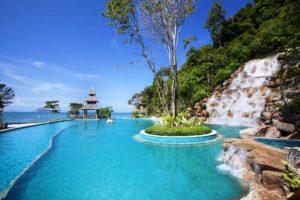 Santhiya Koh Yao Yai Resort & Spa pool area