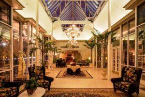 The Horton Grand Hotel Lobby