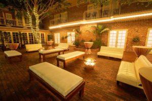 The Horton Grand Hotel Terrace Patio