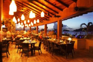 Buccament Bay Resort Dining